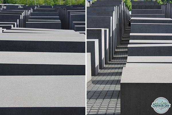 Berlin Soykırım Anıtı